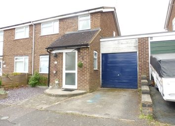 Thumbnail 3 bed semi-detached house for sale in Grasmere Way, Leighton Buzzard