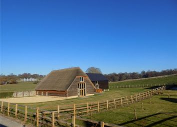 Thumbnail 4 bedroom barn conversion for sale in Manor Barns, Hazeley Road, Twyford, Hampshire