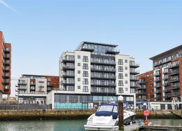 Thumbnail 1 bed flat for sale in Ocean Way, Ocean Village, Southampton
