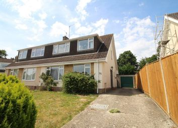 Thumbnail 4 bedroom property to rent in South Western Crescent, Lower Parkstone, Poole