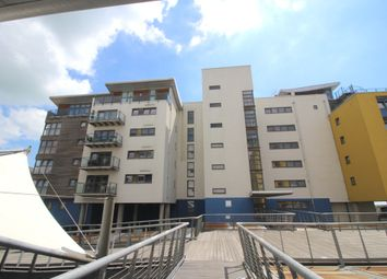 Thumbnail 2 bed flat for sale in Midway Quay, North Harbour, Eastbourne