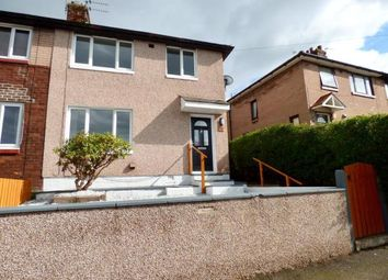 Thumbnail 3 bed semi-detached house for sale in Lund Crescent, Carlisle, Cumbria