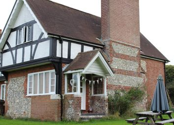 Thumbnail 3 bedroom cottage to rent in Longwood Dean Lane, Winchester, Hampshire