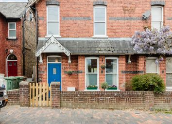 Thumbnail 4 bed semi-detached house for sale in Culverden Park Road, Tunbridge Wells