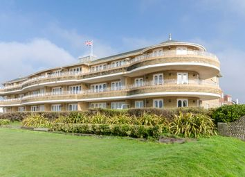 Thumbnail 2 bedroom flat for sale in West Parade, Worthing