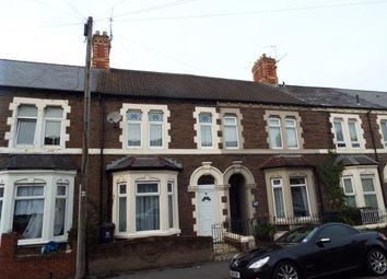Thumbnail 4 bedroom property for sale in Habershon Street, Cardiff, Caerdydd, Splott