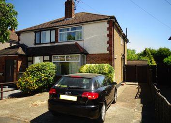 Thumbnail 2 bed semi-detached house for sale in Fernhurst Road, Ashford
