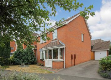 Thumbnail 4 bedroom detached house for sale in Pool View, Rushall, Walsall