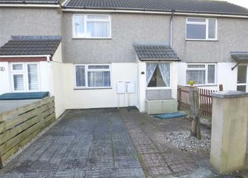 Thumbnail 2 bed terraced house to rent in St Martins Road, Bude, Cornwall