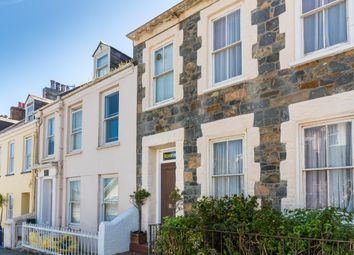 Thumbnail 4 bed terraced house for sale in Victoria Terrace, St. Peter Port, Guernsey