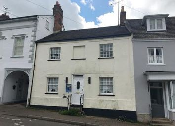 Thumbnail 4 bed terraced house for sale in Cobblers Cottage, Fore Street, Sidbury, Sidmouth, Devon