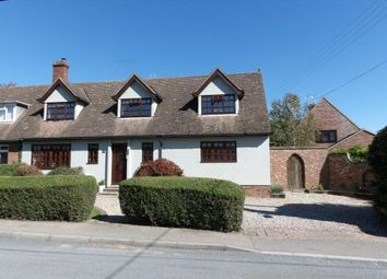 Thumbnail 4 bed semi-detached house for sale in Ramsden Heath, Billericay, Essex