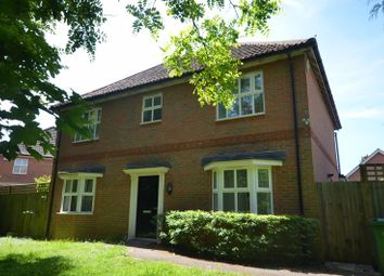 Thumbnail 4 bed detached house to rent in Columbus Drive, Sarisbury Green, Southampton