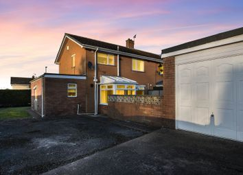 Thumbnail 3 bed semi-detached house for sale in Yewdale Road, Carlisle