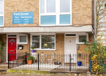 3 bed maisonette for sale in Ford Street, Bow, London E3