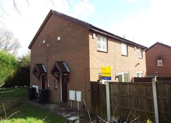 Thumbnail 1 bed semi-detached house for sale in Hatton Close, Warren Hill, Nottingham, Nottinghamshire