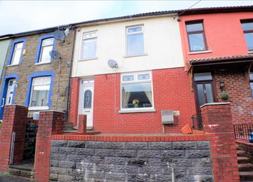 Thumbnail 3 bed terraced house for sale in Adare Street, Gilfach Goch, Porth