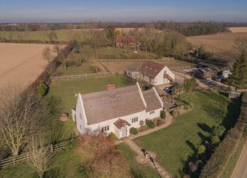 Thumbnail 4 bed cottage for sale in Hemblington Hall Road, Hemblington, Norwich