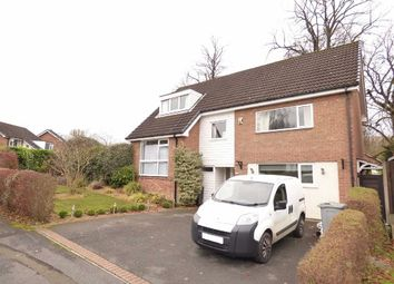 Thumbnail 4 bed detached house for sale in Arbour Crescent, Macclesfield