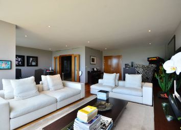 Thumbnail 3 bed flat to rent in Queenstown Road, Battersea Park