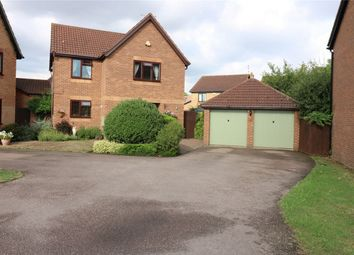 Thumbnail 4 bed detached house for sale in Rockingham Close, Market Deeping, Lincolnshire