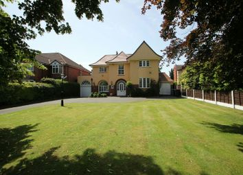 Thumbnail 5 bed detached house for sale in Brooklands Road, Sale