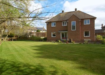 Thumbnail 4 bed detached house for sale in Acklington Road, Amble, Morpeth