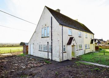 Thumbnail 3 bedroom semi-detached house for sale in Roselyn Crescent, Alweston, Sherborne