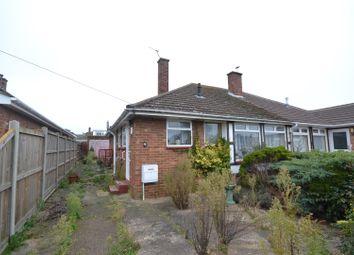 Thumbnail 3 bedroom semi-detached bungalow for sale in Hellesdon, Norwich