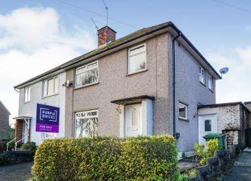 Thumbnail 3 bedroom semi-detached house for sale in Templeton Avenue, Llanishen