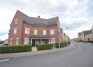 Thumbnail 4 bed town house for sale in Rochester Way, Shortstown, Bedford