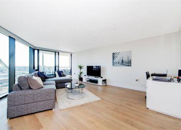 Thumbnail 2 bedroom flat to rent in 1 Riverlight Quay, Nine Elms, London