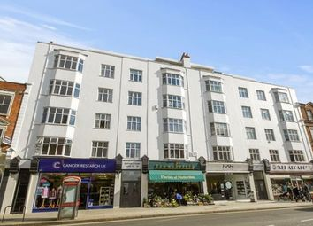 Thumbnail 3 bed flat to rent in Queens Court, West End Lane, London