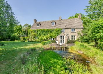 Thumbnail 5 bed farmhouse for sale in Malmesbury