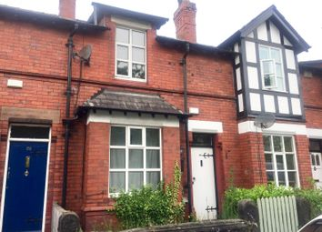 Thumbnail 2 bedroom terraced house to rent in St. Georges Court, Dairyhouse Lane, Broadheath, Altrincham