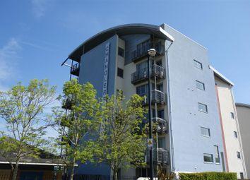 Thumbnail 1 bed flat for sale in Ty Gwalia, Pierhead View, Penarth Marina
