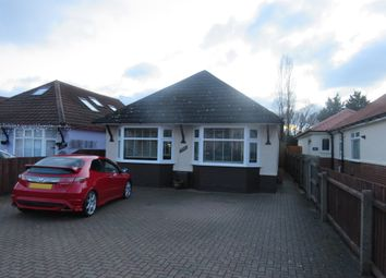 Thumbnail 3 bed detached bungalow for sale in Nacton Road, Ipswich