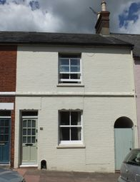 Thumbnail 2 bed terraced house to rent in De Montfort Road, Lewes