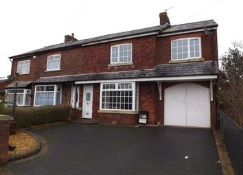 Thumbnail 4 bedroom semi-detached house for sale in Chapel Road, Hesketh Bank, Preston, Lancashire
