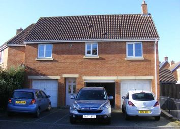 Thumbnail 2 bed flat to rent in Highgrove Walk, Weston Village, Weston-Super-Mare