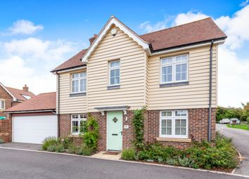 Thumbnail 4 bed detached house to rent in Conquest Drive, Hailsham
