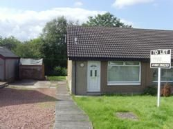Thumbnail 1 bed bungalow to rent in Vere Terrace, Kirkmuirhill, Lanark