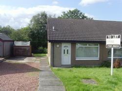 Thumbnail 1 bedroom bungalow to rent in Vere Terrace, Kirkmuirhill, Lanark