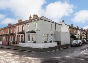 Thumbnail 3 bed end terrace house to rent in Thornton Road, Leytonstone