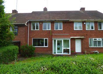 Thumbnail 3 bedroom terraced house to rent in Quinton Road, Harborne, Birmingham
