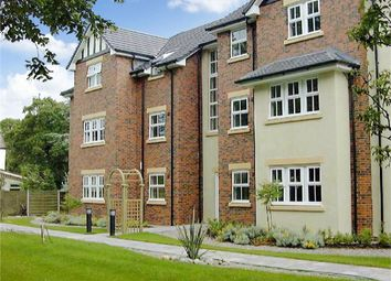 Thumbnail 2 bedroom flat for sale in Coppice House, London Road South, Poynton, Stockport, Cheshire