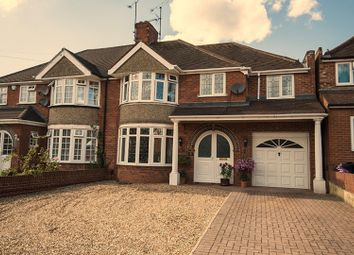Thumbnail 4 bedroom semi-detached house for sale in Culver Lane, Earley, Reading