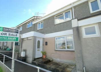 Thumbnail 3 bedroom terraced house for sale in Bernice Close, Plymouth