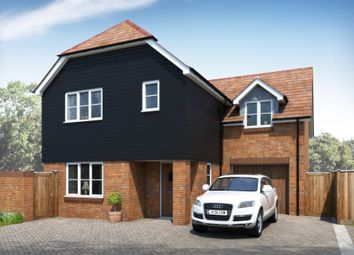Thumbnail 4 bed detached house for sale in Foxs Furlong, Chineham, Basingstoke