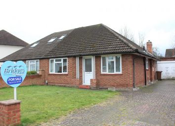 Thumbnail 2 bed bungalow for sale in Belmont Close, Farnborough